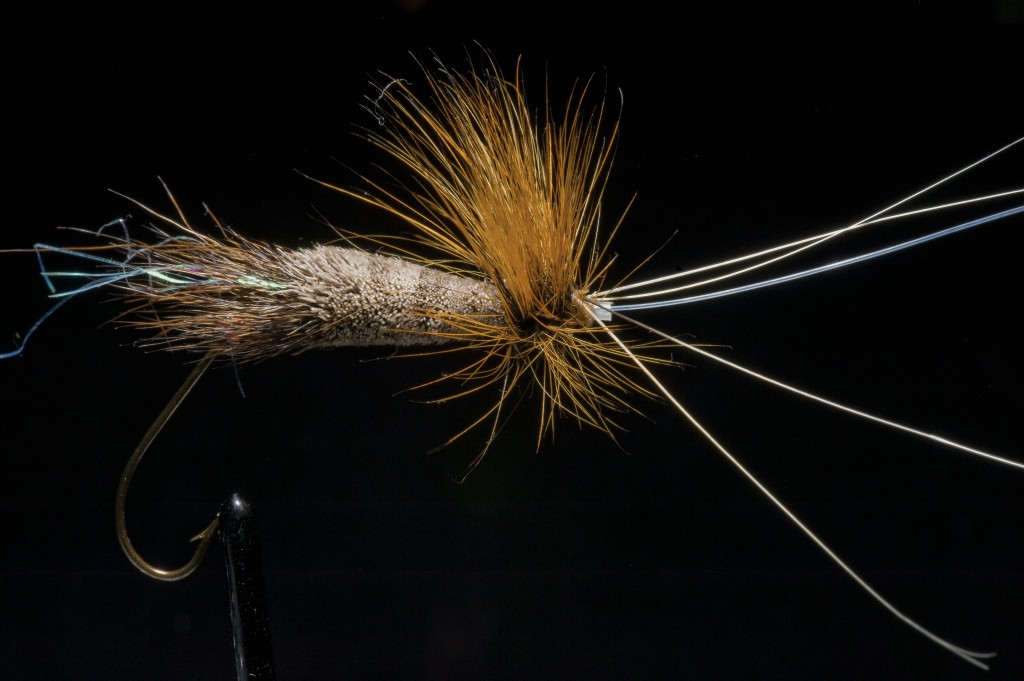 Salmon dry fly from Fishmadman