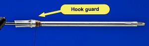 Fishmadman Hook Guard - Tying tube flies