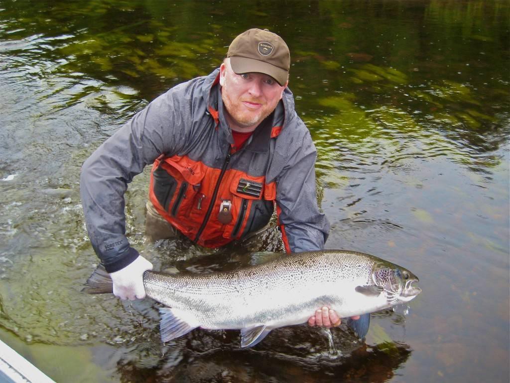 Terry Byrne Vinder af Fishmadman 2011 konkurence