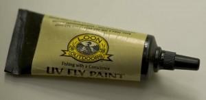 Lonn UV-FLY paint for hooks