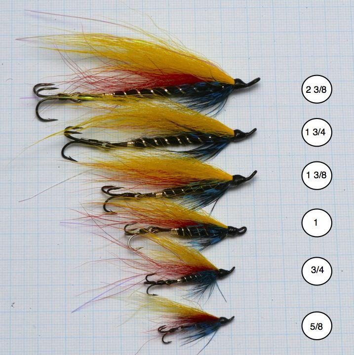 Waddington Garry dog salmon fly