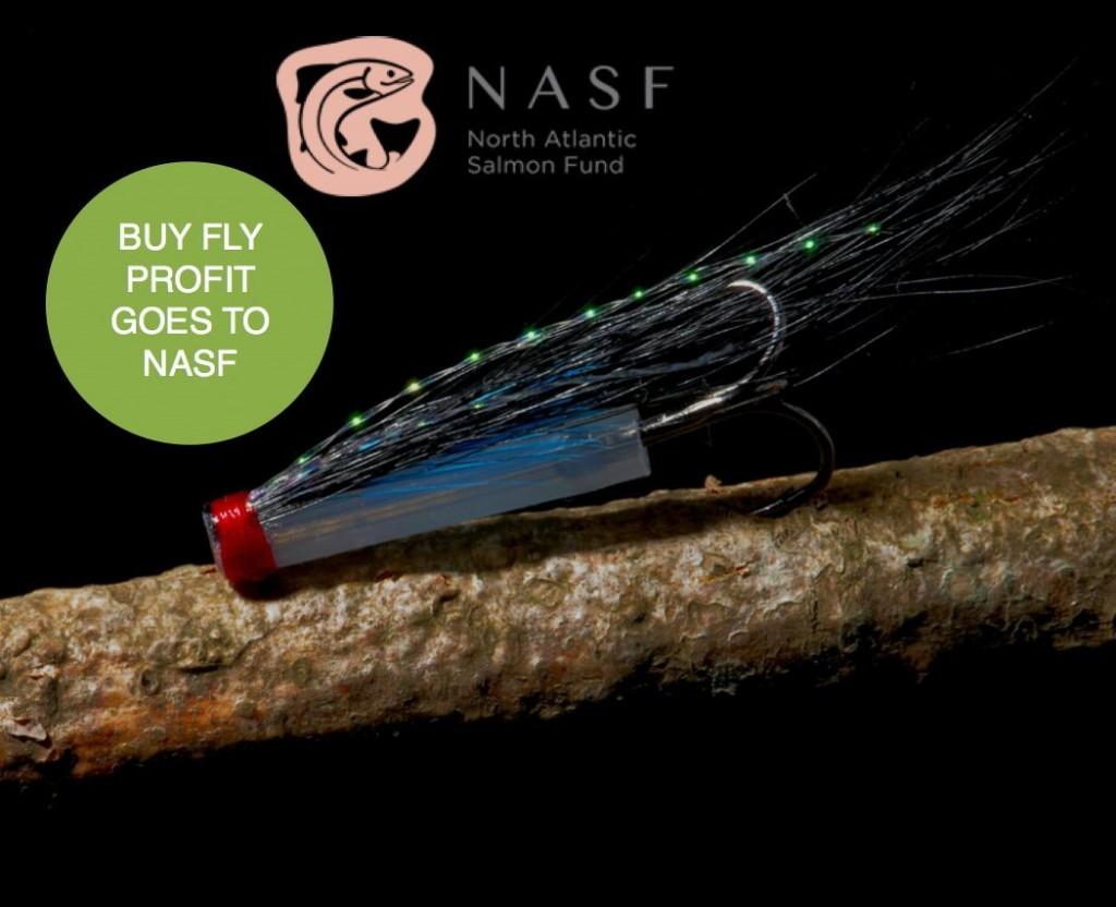 Riffling Hitch tube fly