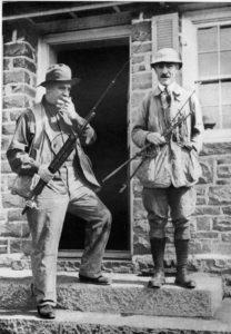 Mr. George M. La Branche &. Colonel Ambrose Monell,