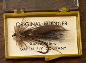 Original Muddler tied by Don Gapen