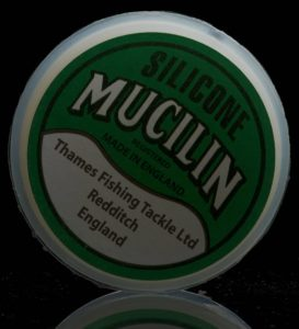 A classic in Dry Fly Fishing Mucilin Paste