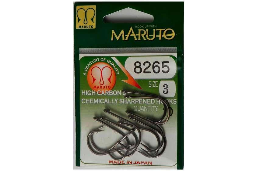 Maruto 8265 # 3 Tube fly hook