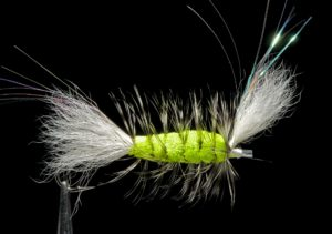 Bomber dry fly for salmon
