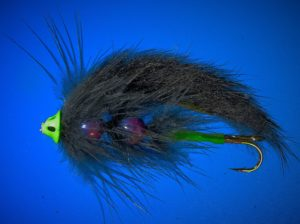 Danish sea trout fly