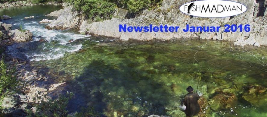 Fishmadman salmon and steelhead newsletter