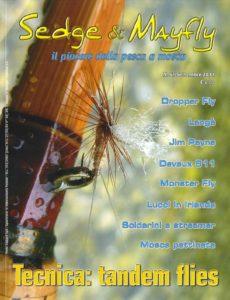 In Italian – Sedge & Mayfly September 2011