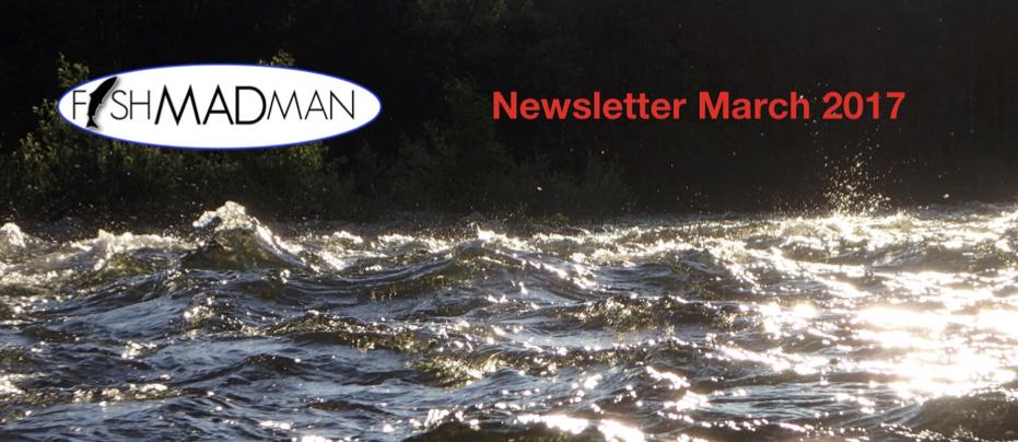 Fishmadman newsletter