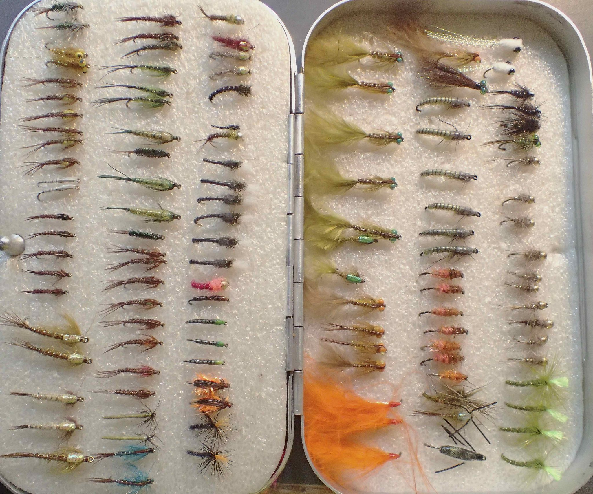 Seat Trout Flies For The Sea