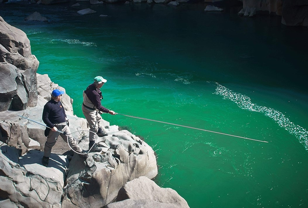 salmon and steelhead fly fishing