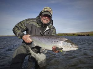 Sea trout fly argentina