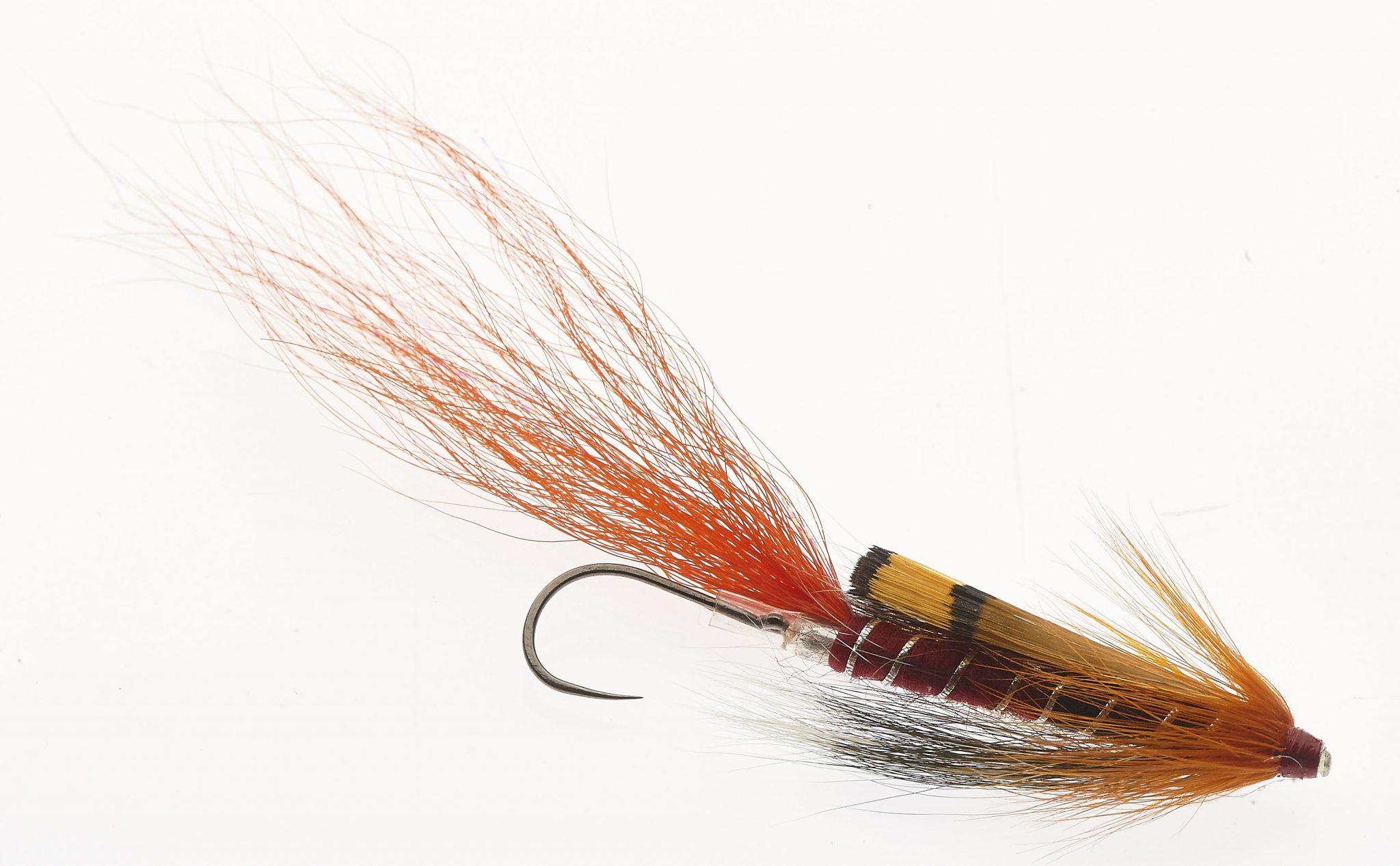 Ally´s shrimp tube fly