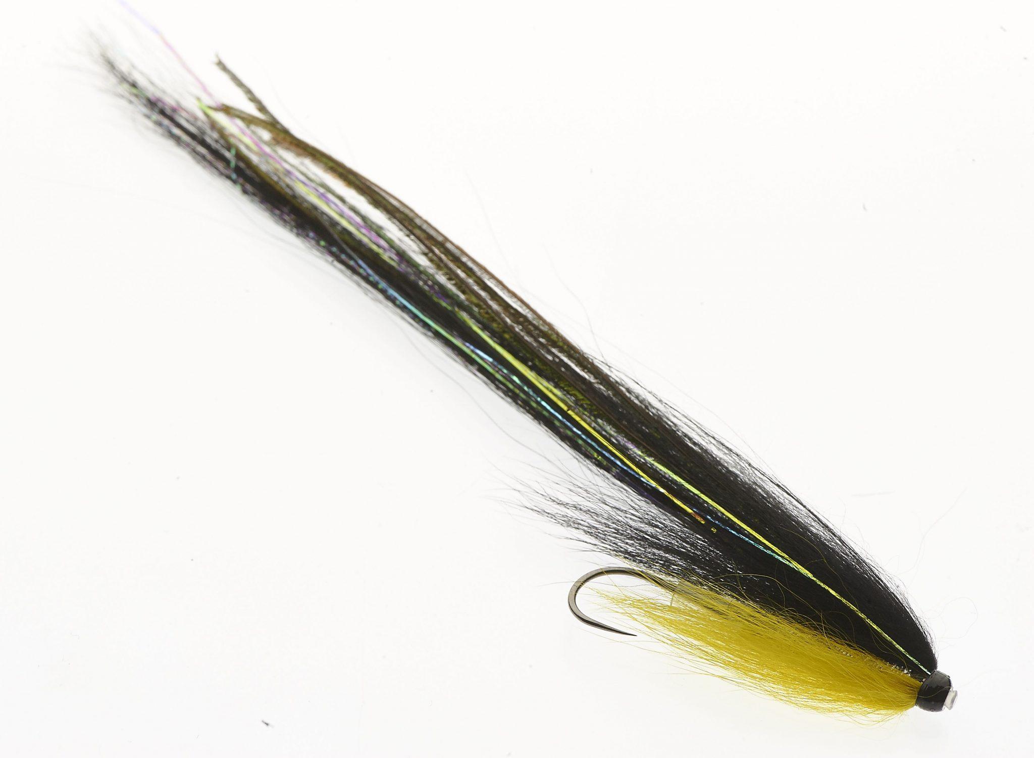 dee monkey salmon tube fly