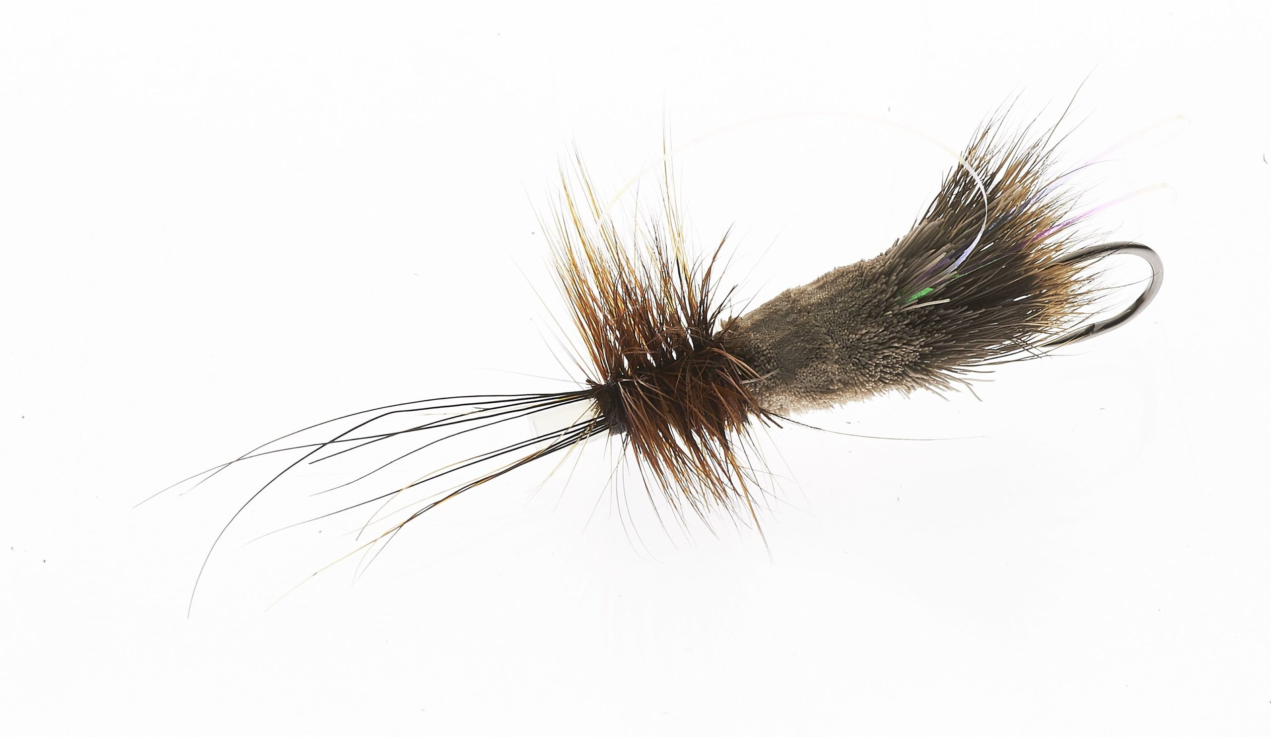 Monster Tube Caddis steelhead wake fly