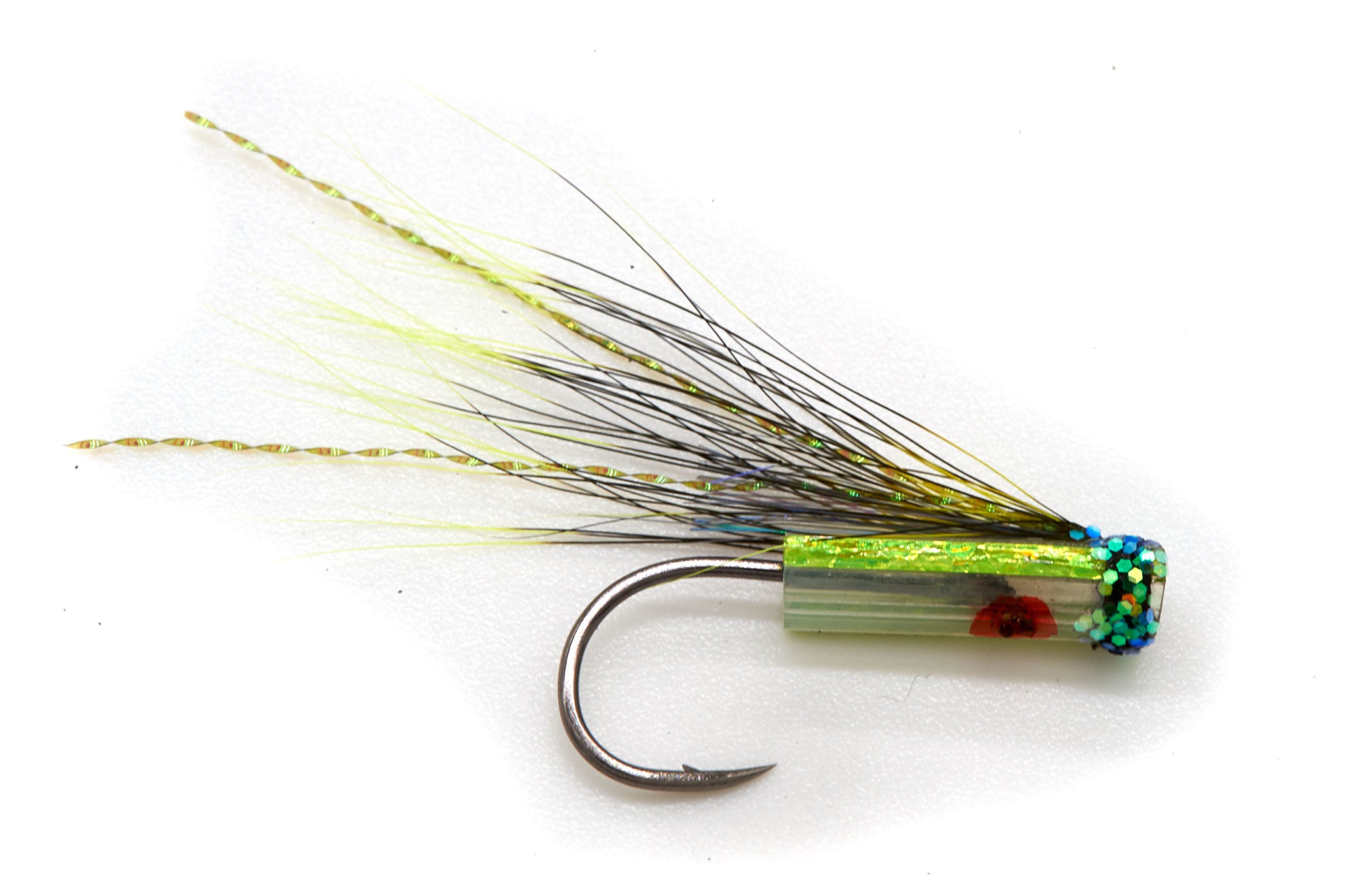riffling hitch tube fly - the hitchman