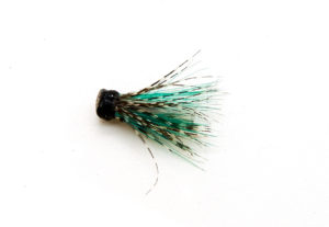 Teal & Blue Micro tube fly
