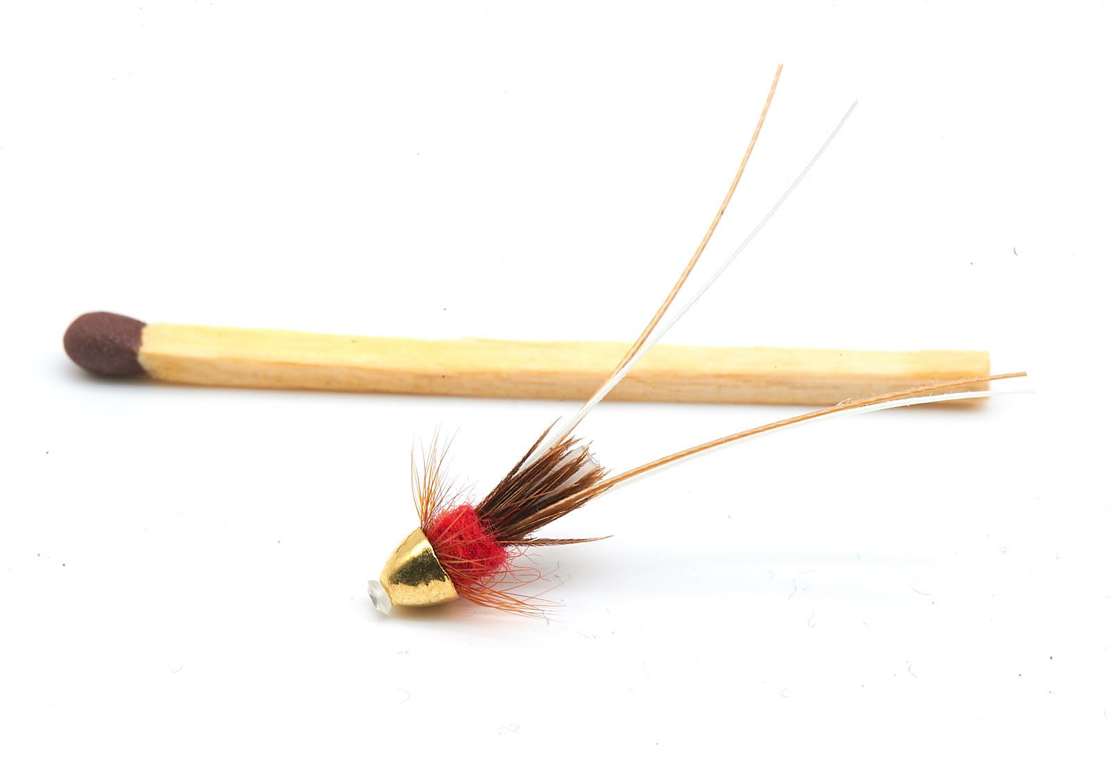 Frances Tungsten Conehead Tube fly