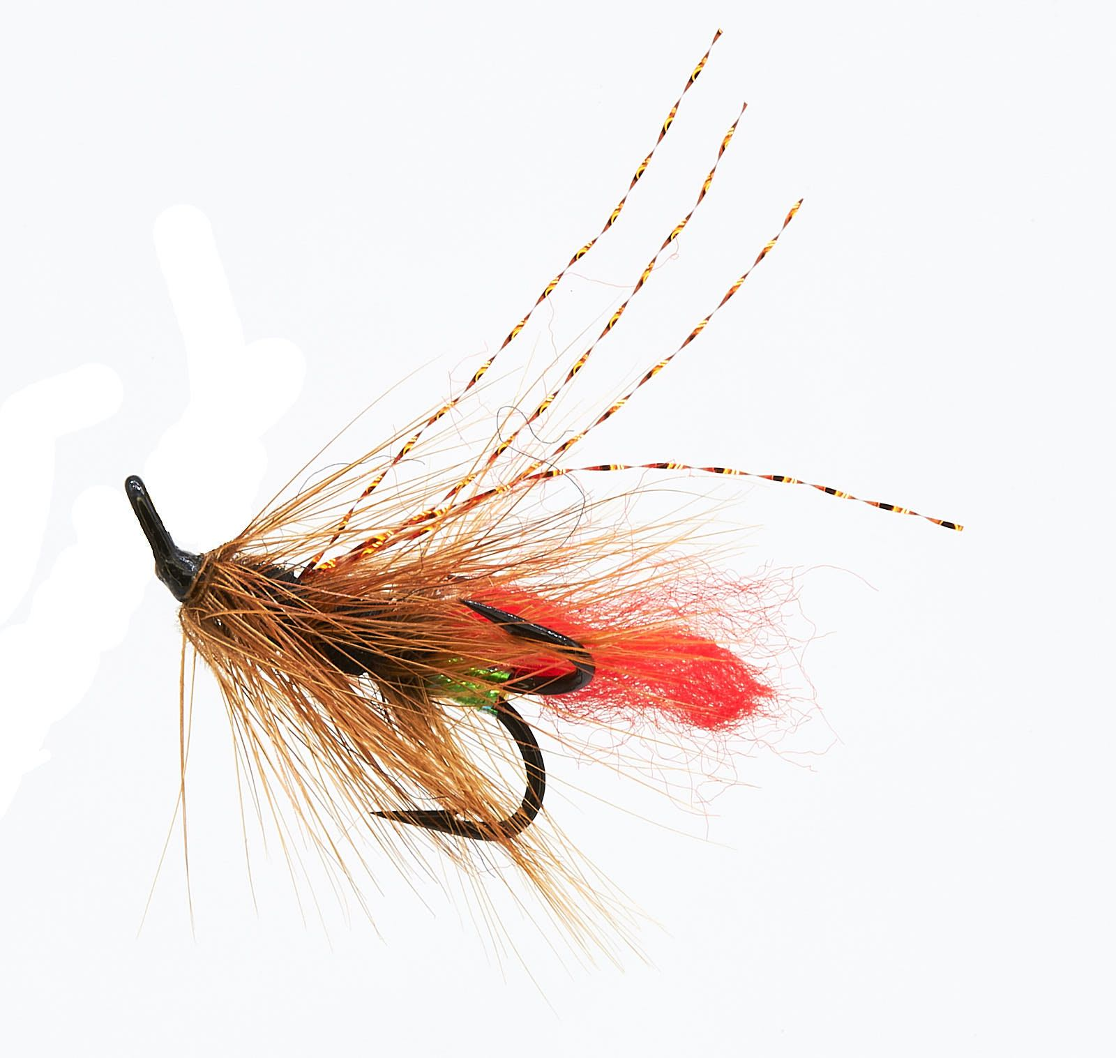 Ullsok Treble Hook fly