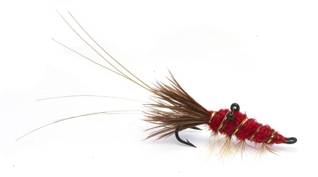 The Frances fly - salmon scrimp fly