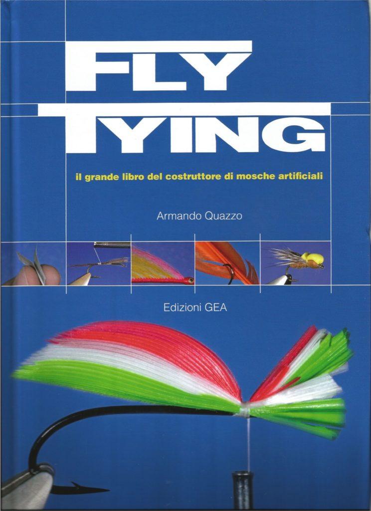 Fly tying Armando Quazzo