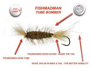 Bomber salmon and steelhead dry fly