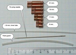 copper botle tubes