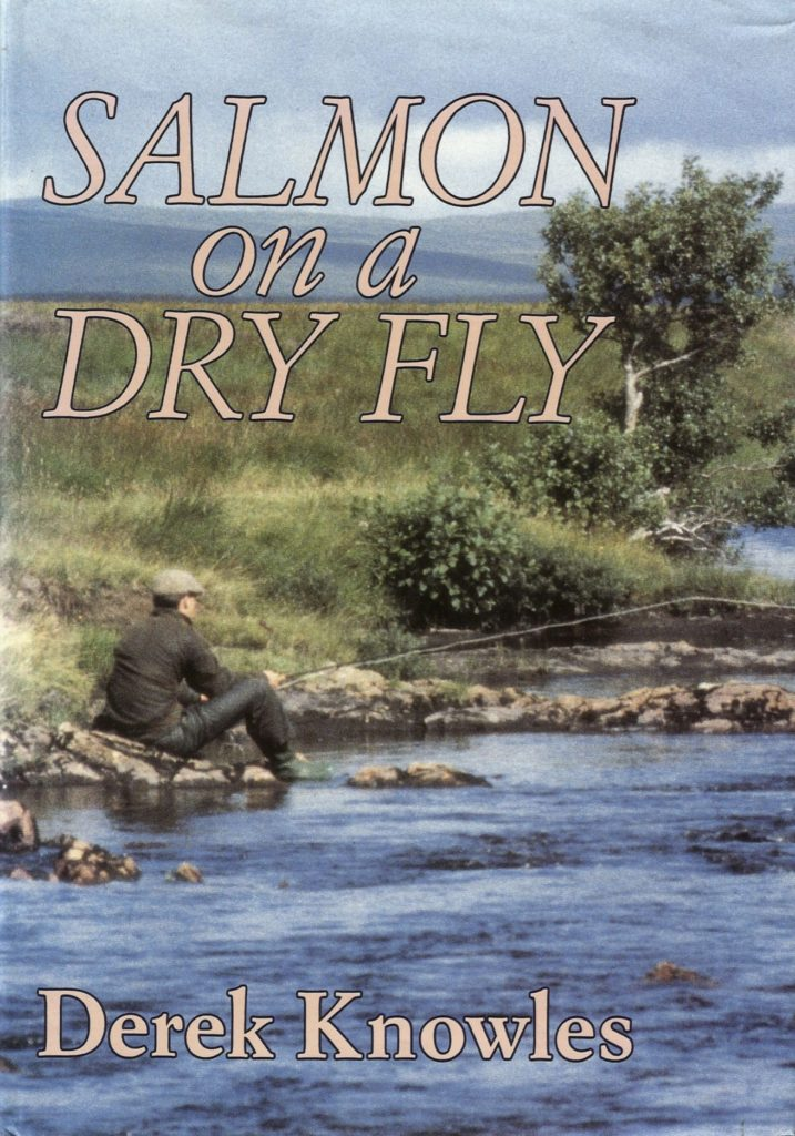 derrek knowles Salmon on a dry fly